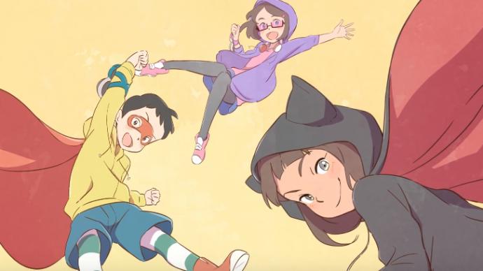 YKK×Perfume×COLORIDO short animation part2