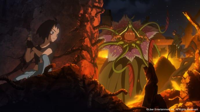 CUE! #08『オーバーライド・レジェンダリ』のアニメーションパートを担当!